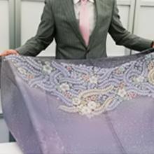 日本文化ブームで海外に絹地素材として渡航していくケースも